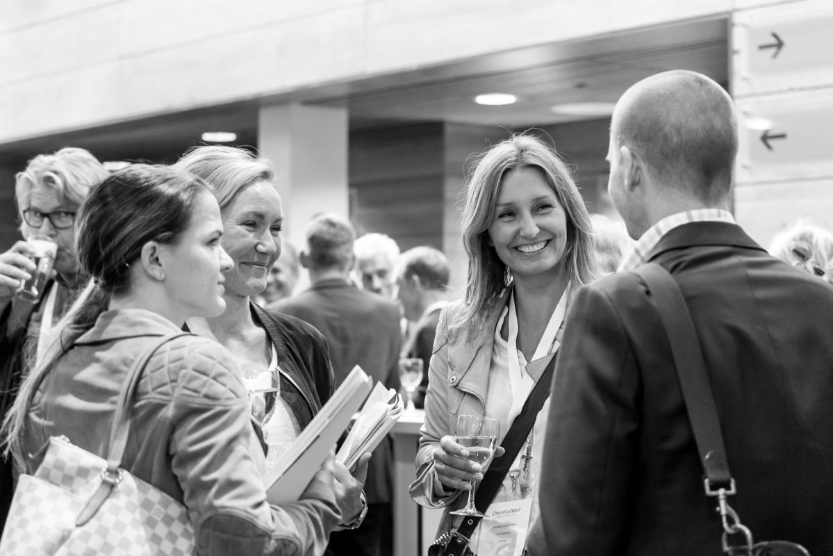 Networking at the courses